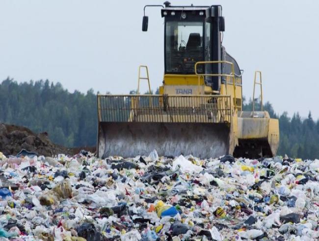 Plastic trash piling up amid COVID, Telangana govt says use paper slips at ATM, shops