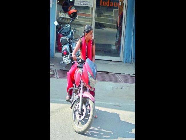 Women drivers number increases in Vijayawada