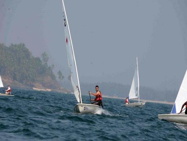 Admiral's Cup regatta opens at Ezhimala