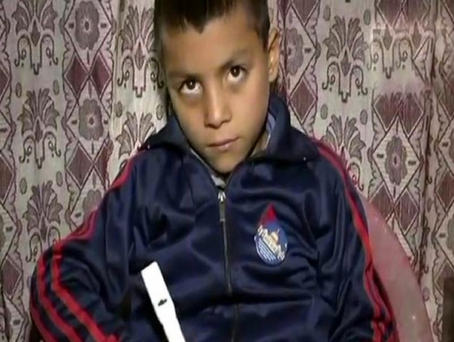 9-yr-old boy in Kashmir's Gurez invents pen that counts words while writing