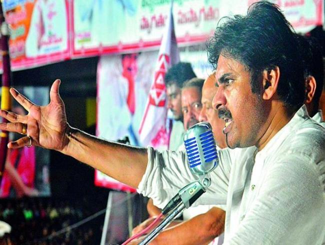 Naidu has no 'sense of shame', says Pawan Kalyan
