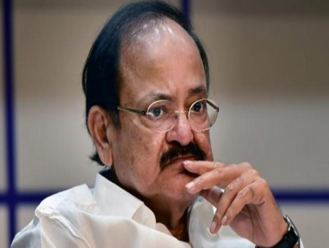 All courses should be taught in Indian languages, says Venkaiah Naidu