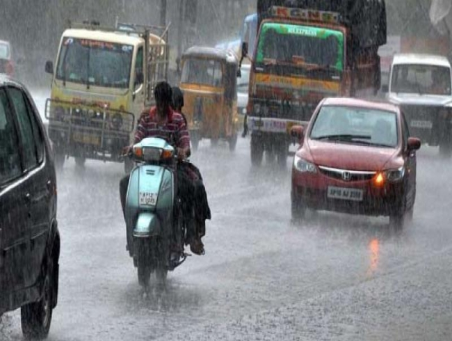 Hyderabad: No relief from rains for now