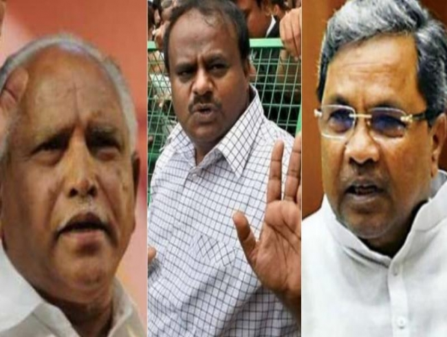 Karnataka polls: Fate of key players to be decided today