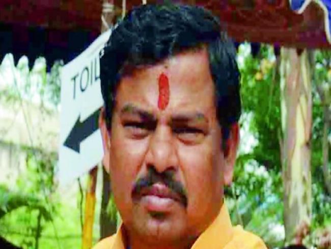 Hyderabad: Case against Raja Singh for Iftar remark