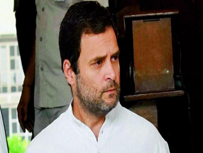 Rahul Gandhi did nothing when farmers ended lives, says BJP