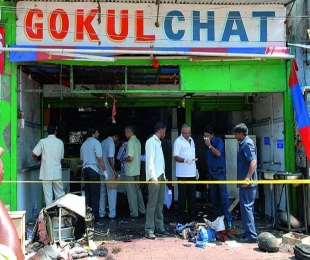 Hyderabad Gokul Chat blast victims' family members arrested at CM's office
