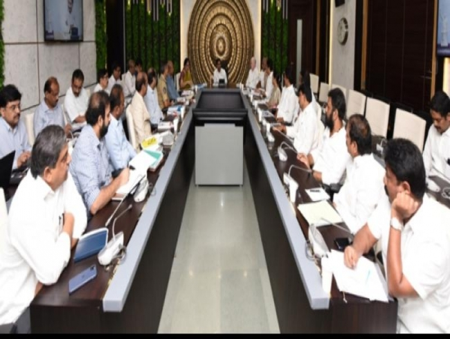 AP council of ministers to deliberate on Amaravati