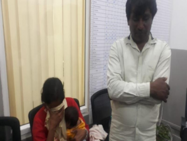 Hyderabad: Sale of baby girl averted, child-selling gang busted