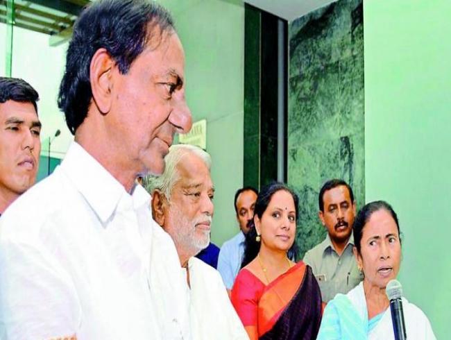 K Chandrasekhar Rao not to be in Mamata Banerjee's January 19 rally