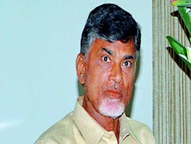 Chandrababu Naidu back in AP after two months at Jubilee Hills