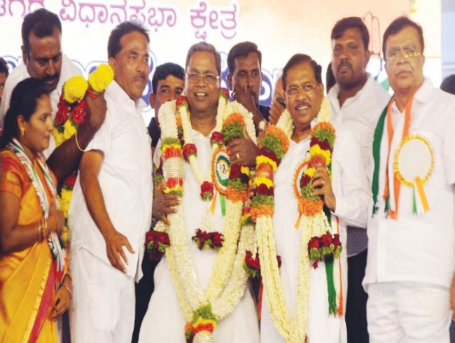 Congress in Karnataka picks 3 for Rajya Sabha polls, shocks veterans