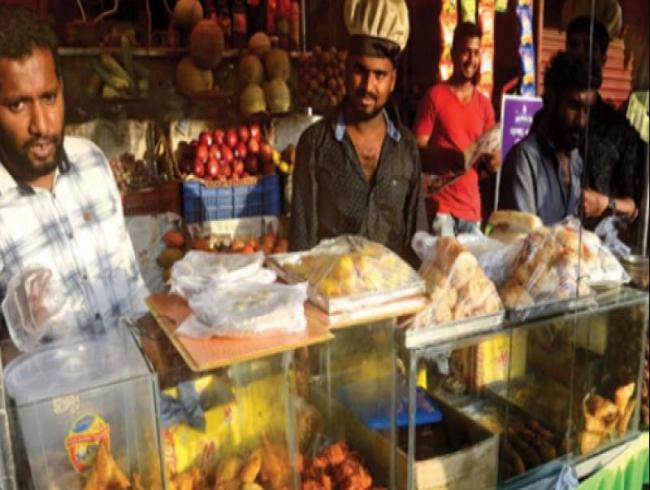 Malabar snacks on Iftaar table