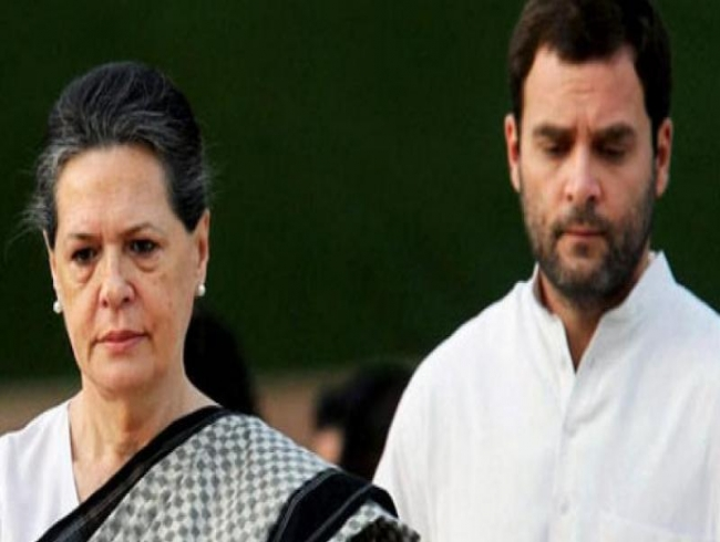 In Cong first list, Sonia to contest from Rae Bareli, Rahul from Amethi