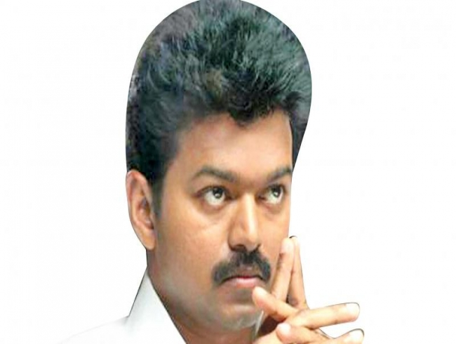 BJP IT wing VP 'suspended' for adulating Mersal Vijay