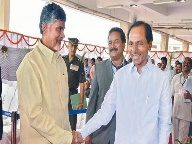 KCR's visit of Anantapur was politicised, says N Chandrababu Naidu