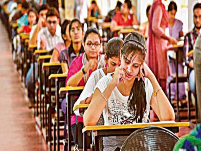 Bihar women's sleeves snipped off in 'public view' before exam as disciplinary step
