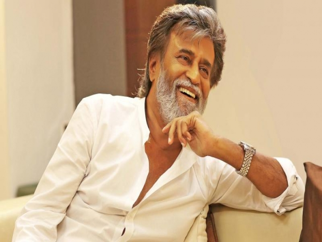 Rajinikanth reaches Jammu as part of his annual 15-day spiritual journey