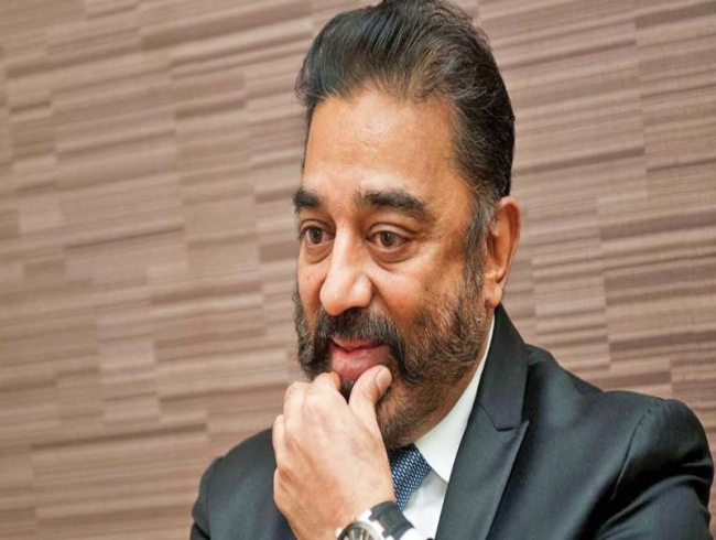 Prove sceptics wrong on CMB issue, Kamal Haasan tells PM