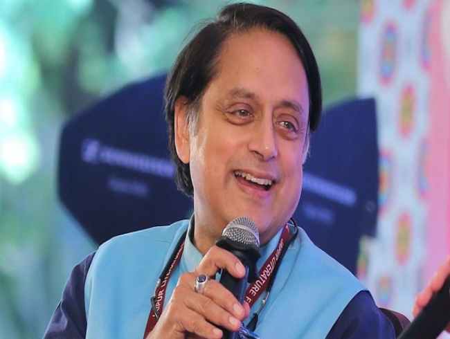 Just a feel-good moment curated by India's Photo-Op PM: Tharoor