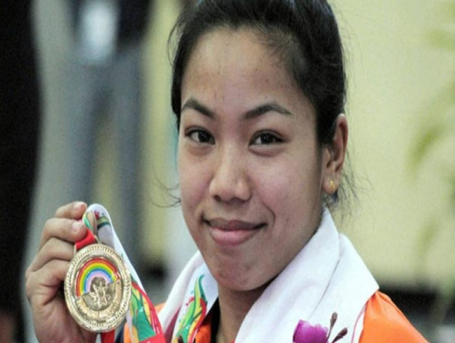 Watch: Mirabai Chanu wins World Weightlifting Championships gold