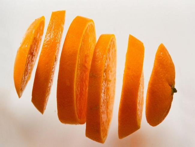 Orange peels could be key to delivering airborne medicine