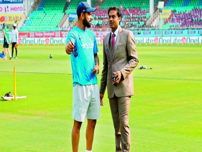 Beauty of my job lies in talent scouting, says MSK Prasad
