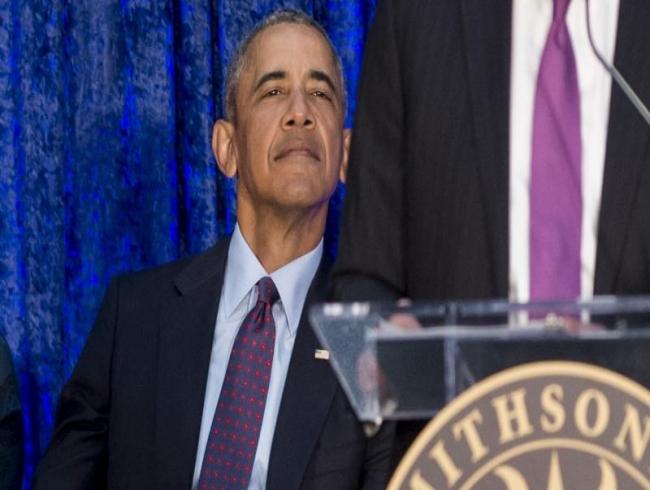 Social media reacts to bearded Barack Obama photo