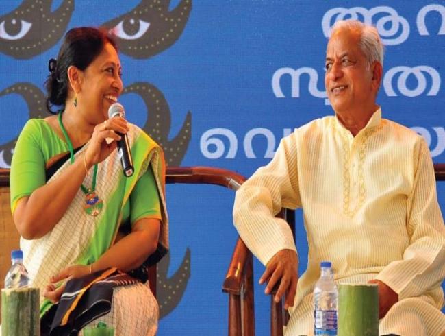 K S Bhagavan's Buddhism praise draws ire