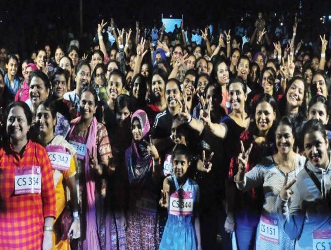 International Women's Day: Women celebrate in style