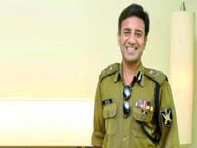 Hyderabad has a great character, says IPS officer Amit Lodha