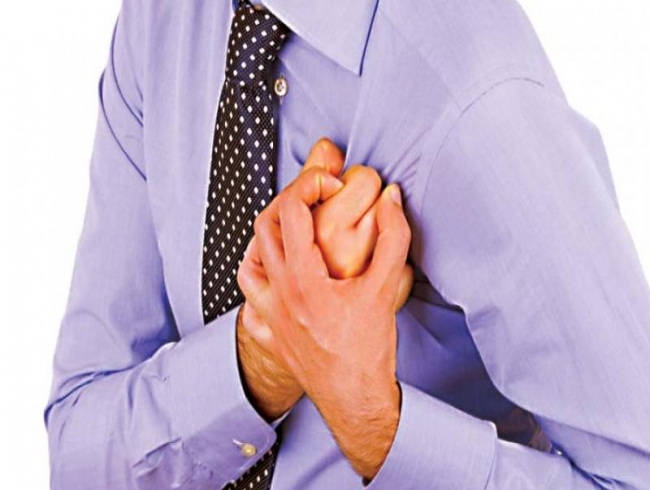 Insurance firm: Heart disease rising among young