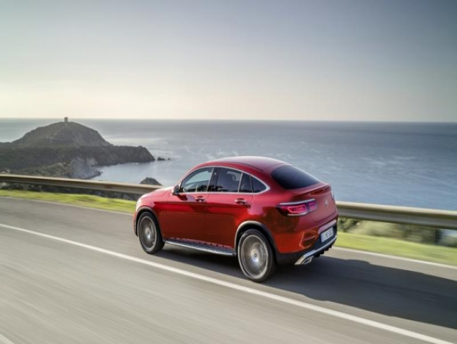 2020 to be the year of SUVs for Mercedes-Benz