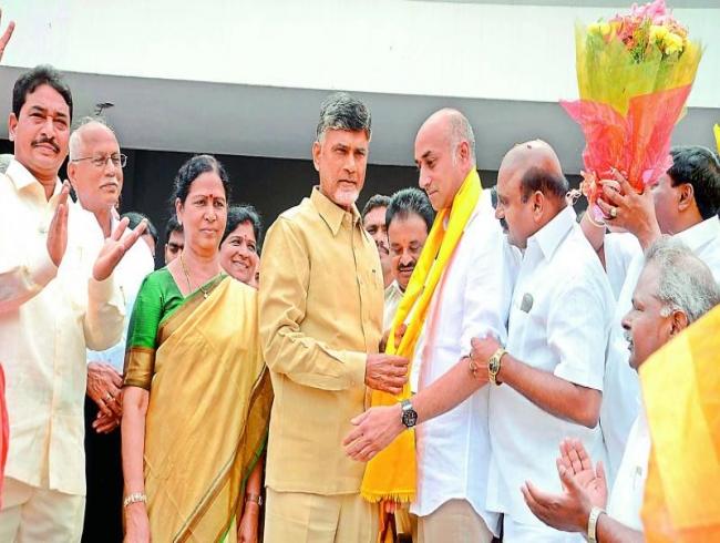 Telangana industrialists avoid TD MP's phone calls