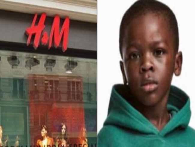 Celebrities distance themselves from H&M over racist hoodie