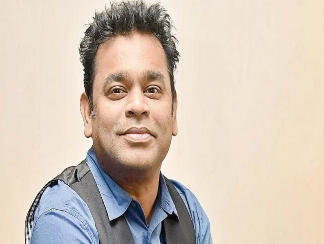 A R Rahman wades into language issue