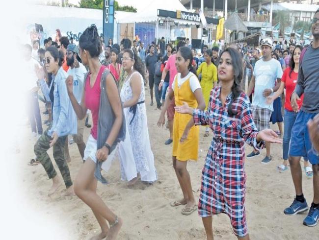 Chennai shores up their beach game
