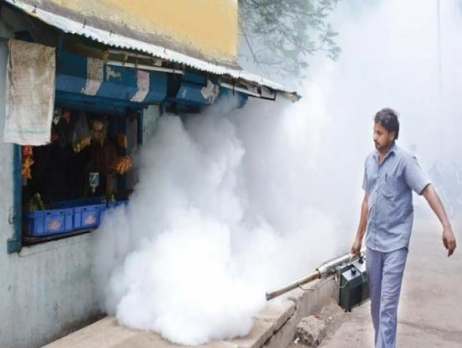 Mosquito 'bites' won't go; fogging Hyderabad costly: GHMC