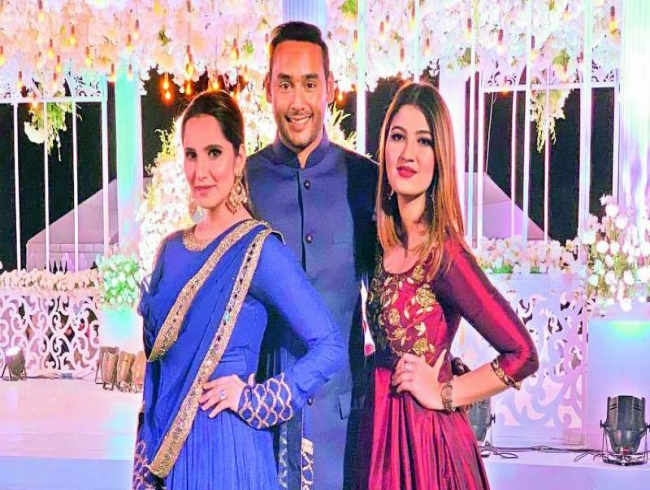 Azharuddin's son and Anam Mirza to tie the knot?