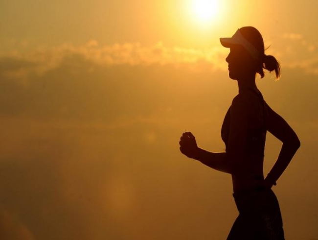 Staying fit helps prevent severe migraine in adults