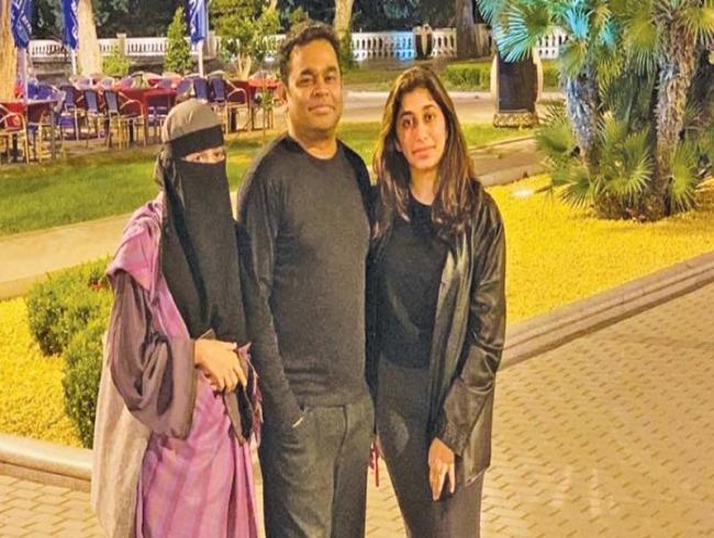 Burqa controversy Ameen backs his sister
