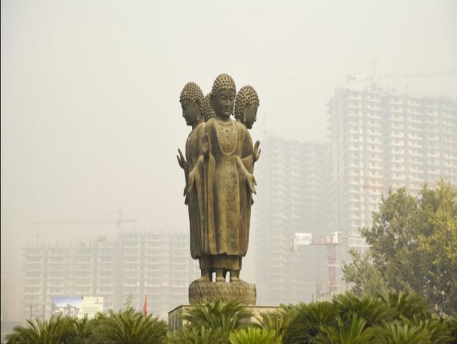 India's air quality sinks to worst category possible, people advised to wear masks