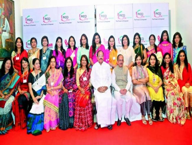 Be the change you wish to see: Venkaiah Naidu