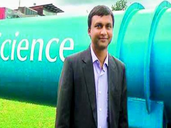 From farmer's son to a key scientist