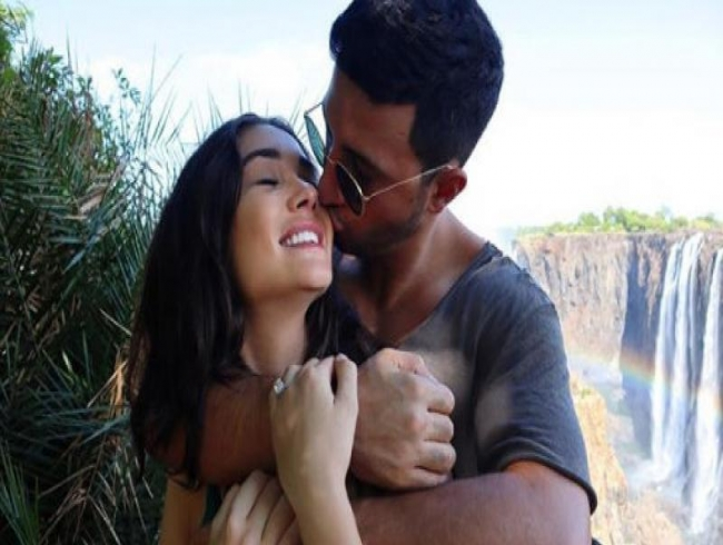 Amy Jackson announces pregnancy on Mother's Day, see photo