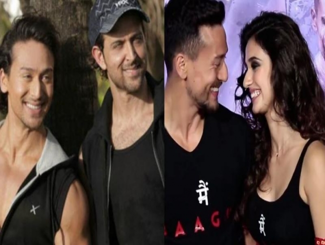 Tiger breaks silence on Hrithik-Disha controversy, reacts to SOTY 2 no-kissing clause