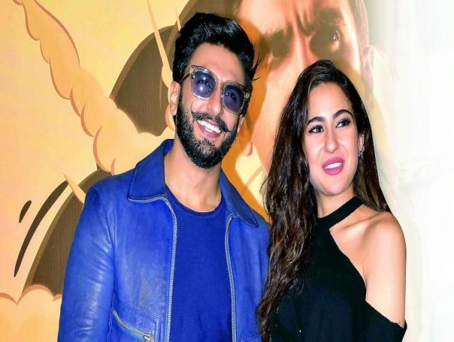 Sara Ali Khan can't stop gushing over Ranveer Singh