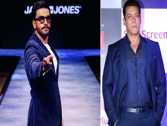 Ranveer Singh does a Salman Khan, enters the 500 crore club