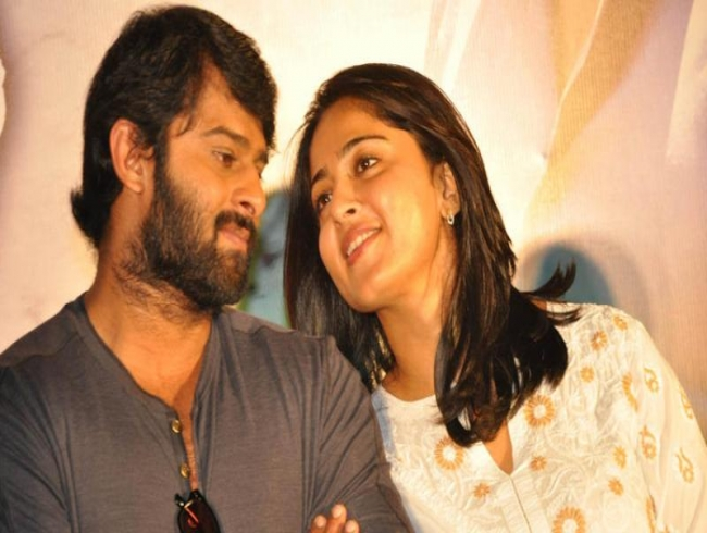 Link-up rumours make me wonder if there's something between Anushka and me: Prabhas