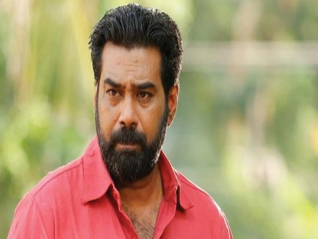 Biju Menon gearing up for Padayottam